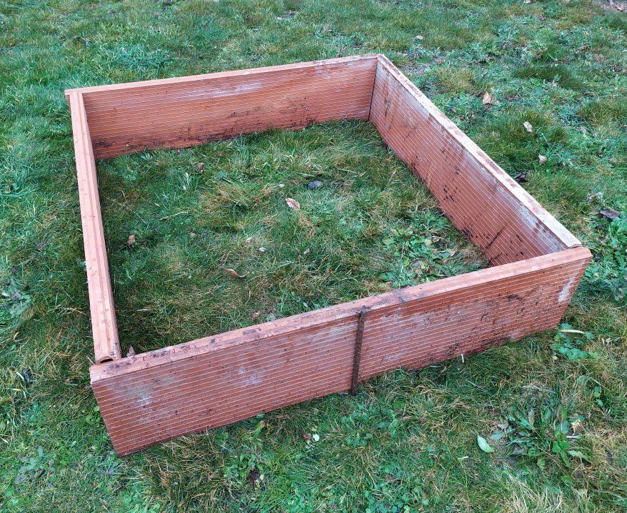 construcción de un compostador de lombrices